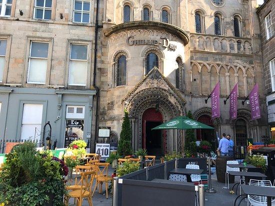 Cityroomz Edinburgh : Dintorni dell'hotel