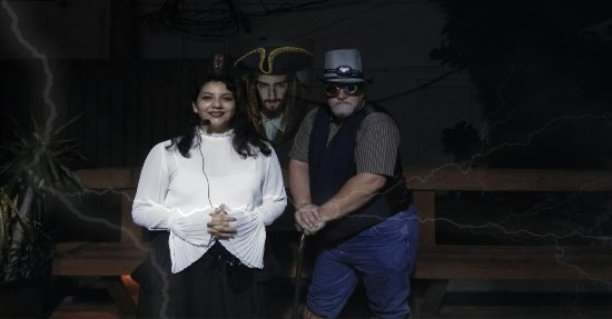 The Spirits of Port Isabel Tour