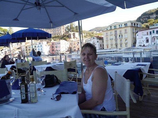 Lunch at ristorante bagni delfino picture of ristorante bagni