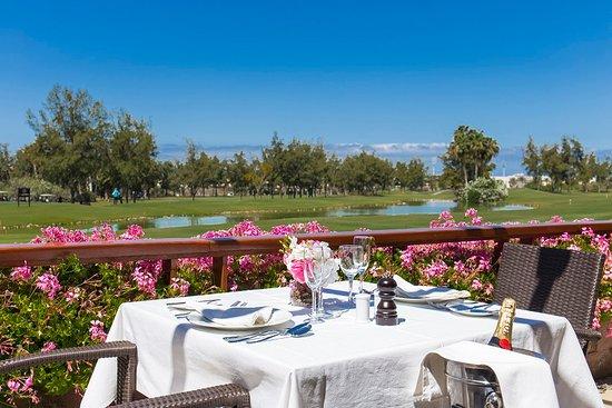 Restaurant bild fr n golf las americas playa de las for 7 eleven islip terrace