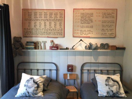 Plelo, France : La maison de Jeanne