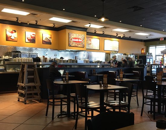 Jason's Deli Interior