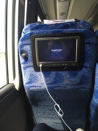 メキシコのfirst class bus