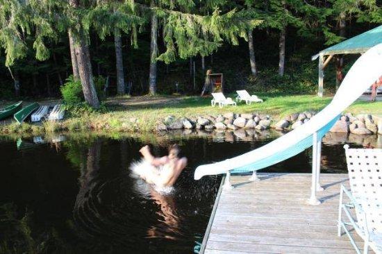 Lake Bronson Club Family Nudist Park - Bild von Lake