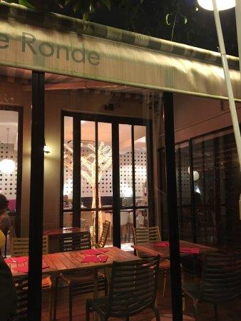La Belle Ronde Paris Montparnasse Restaurant Reviews Photos Tripadvisor