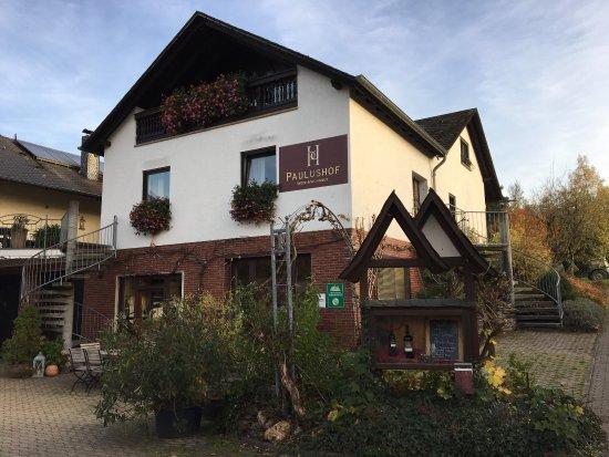 Wein & Wohngut Paulushof