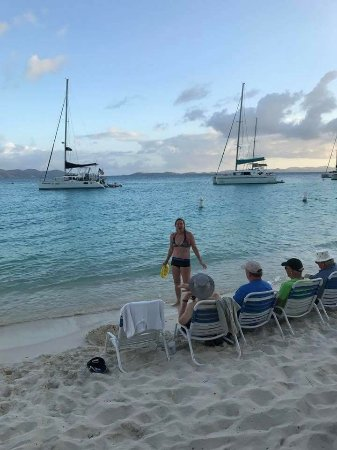 Spicewood, TX: Sailing the BVI before Irma
