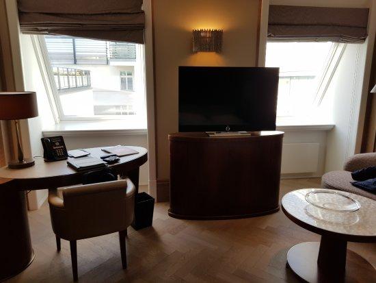 Park Hyatt Vienna: Zimmer 539
