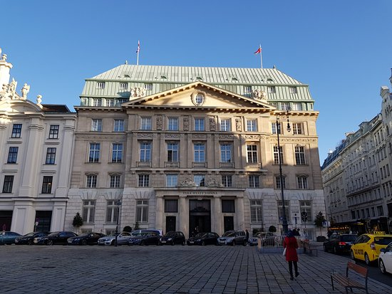Park hyatt vienna updated 2017 hotel reviews price for Tripadvisor vienna