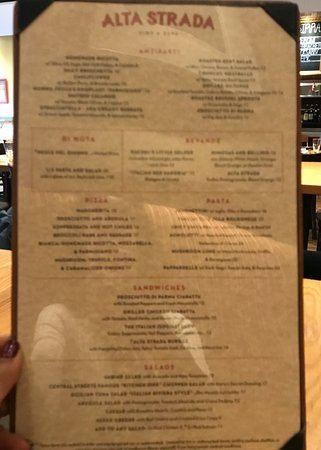 Wellesley, MA: Menu