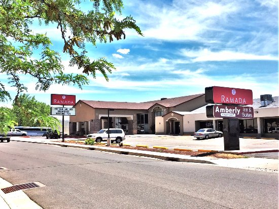 Ramada Albuquerque East: Welcome to Ramada Inn East ~ Off I-40 at Eubank