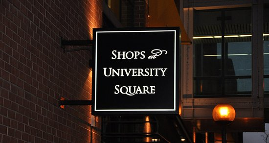 ‪Shops at University Square‬