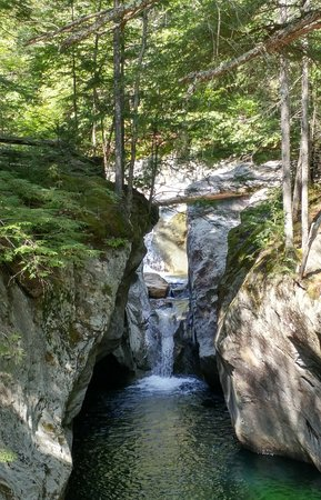 Hancock, VT: Texas Falls Recreation Area