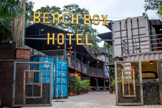 Treebo Beach Box Hotel Goa Baga Lodge Reviews Photos Rate