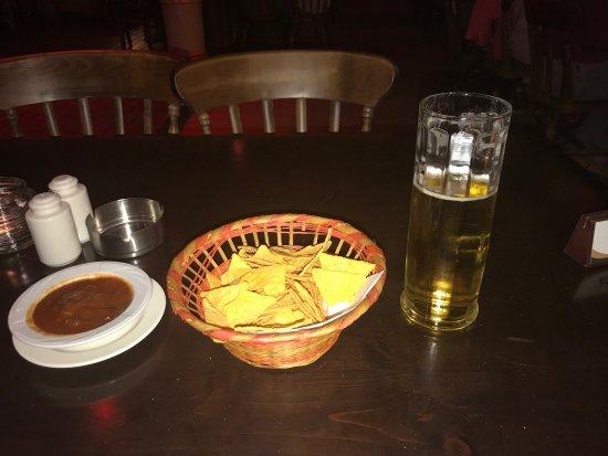 Daltons Mexican Restaurant Ayia Napa