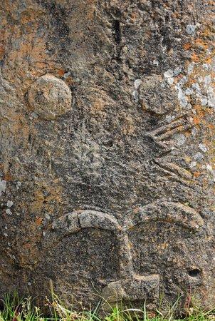 Gravure stèle Tiya