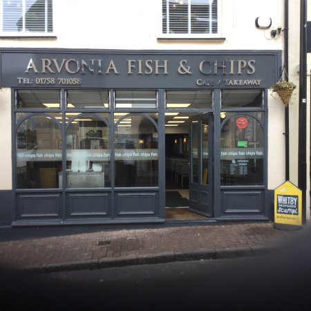 ‪Arvonia Fish and Chips‬