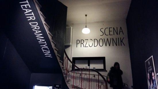 Teatr Dramatyczny - Scena Przodownik