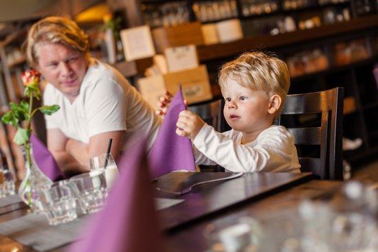 Tammisaari, Suomi: Kaikille sopiva ravintola