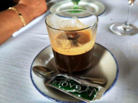 Muxika, สเปน: Café solo