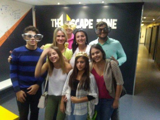 Miami, FL: Thank you for playing with us! Book Your next escape games expirience with COMEPLAY15 promo!