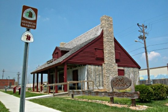 Cape Girardeau, MO: Red House Interpretive Center