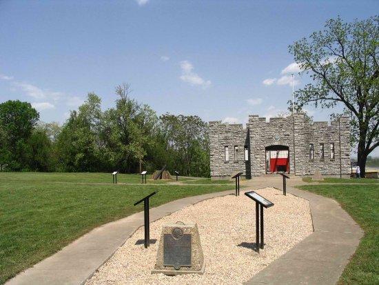 Cape Girardeau, MO: Fort D
