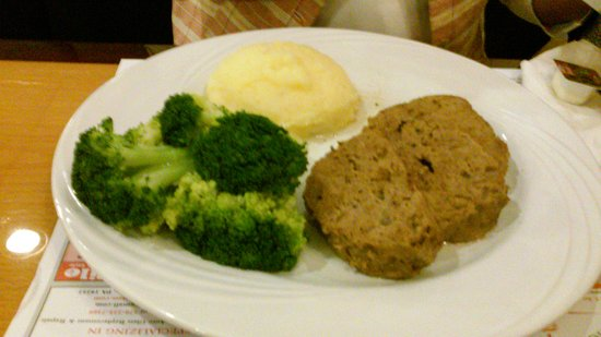 Leiby's Ice Cream House & Restaurant: Meat loaf