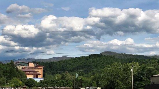 El Camino Motel: nice view...