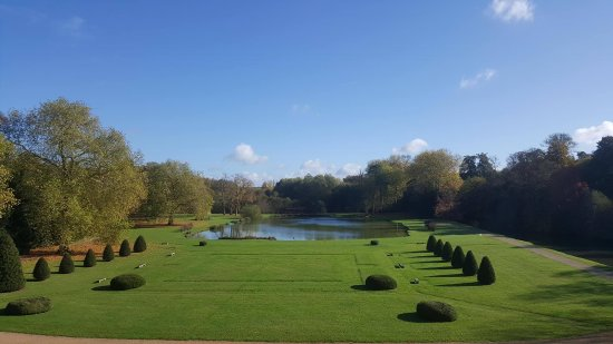 Saint Symphorien le Chateau, France: View from the room