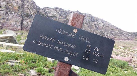 Granite Park Chalet照片