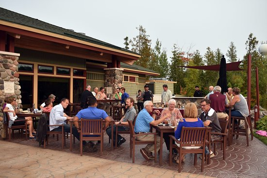 Tower, MN: Straight Up & Toasted Dinner Event - Check out our monthly events on our website!