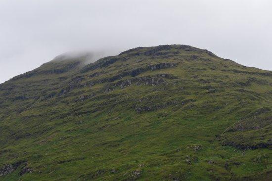 Leenane, Irlanda: Haute montagne