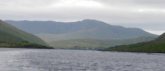 Leenane, Irlanda: Montagnes