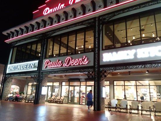 Paula Deen S Restaurant Myrtle Beach Sc