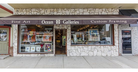 Stone Harbor, Nueva Jersey: Our store front