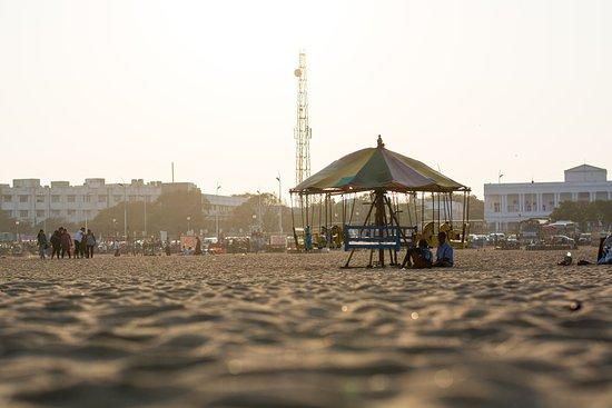 Nungambakkam/Marina Beach