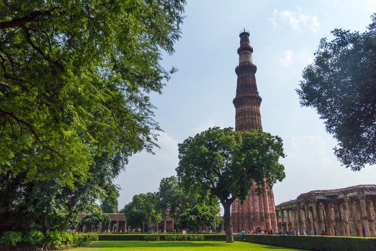 Mehrauli/Qutub Minar