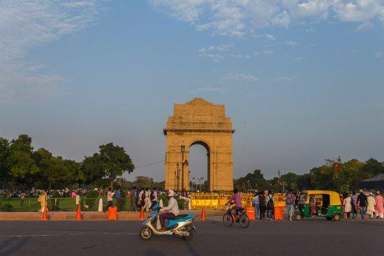 Chanakyapuri/Lutyens' Delhi