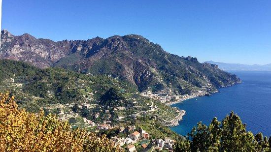 Cycling Amalfi Coast: Amalfi Coast by bike