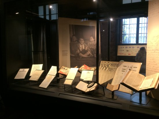 Sala Museo Gabriela Mistral