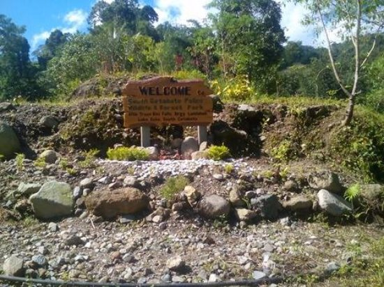 South Cotabato Province, Filippinene: South Cotabato Wildlife and Forest Park!