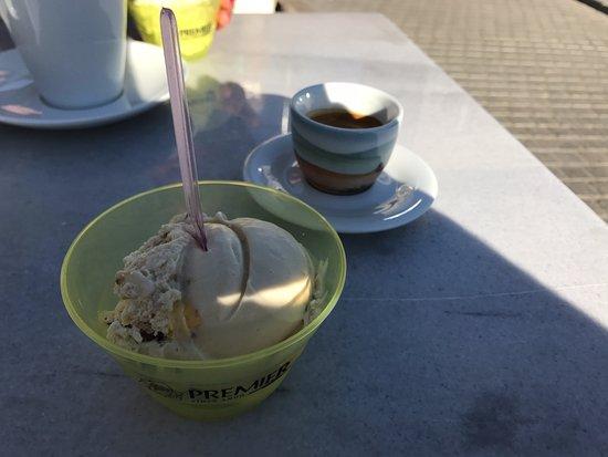 Premier Restaurant: Deser i kawa