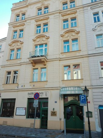 Img 20170918 092401 picture of hotel hastal for Best hotel location in prague