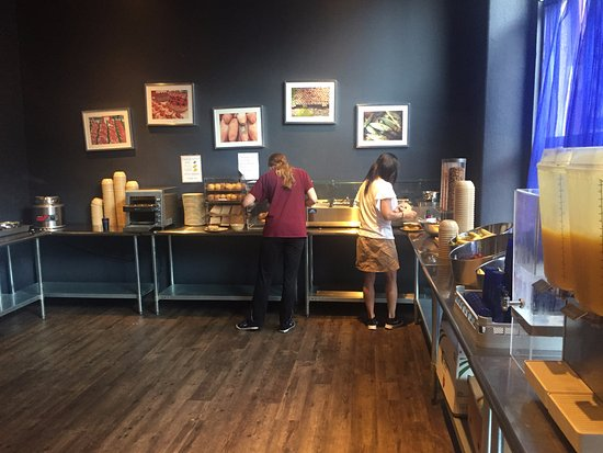 Hostelling International Chicago: Desayuno
