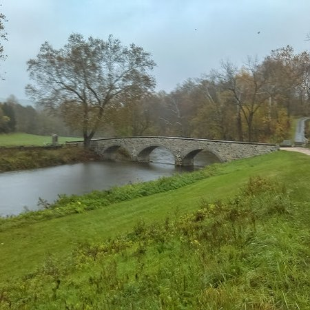 Burnside's Bridge at Antietam/Sharpsburg