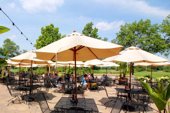 Glen Ellyn, IL: Your patio view!
