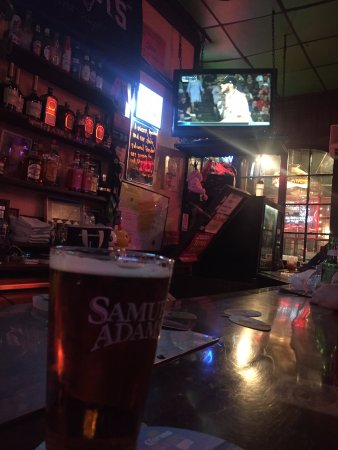 The Tam: Draft beer + Red Sox