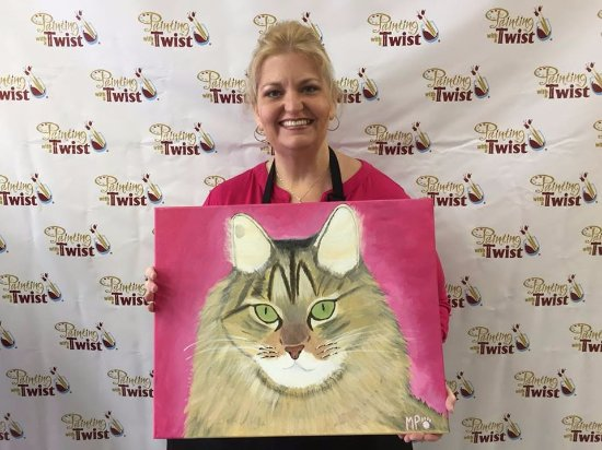 Jensen Beach, FL: Paint your Pet
