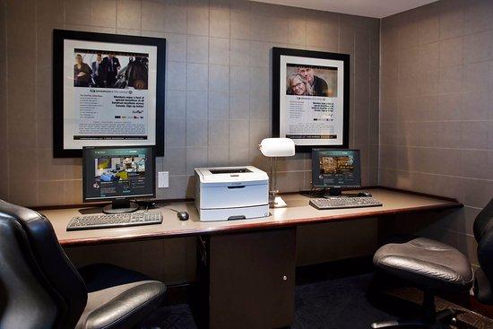 Prince George, Canadá: Business Centre